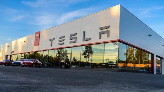 Tesla Brumunddal